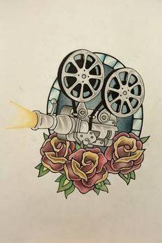 Resultado de imagem para tatuagens cinema