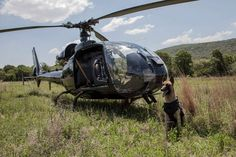 One of the most effective weapons in South Africa's anti-poaching arsenal comes in canine form. And the country is now readying a whole army of canine combatants at the new K9 Anti-Poaching Training Academy.