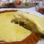 Crostata di patate e formaggio