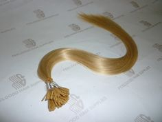 22 inch I tip hair extensions-color 613