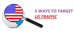 Today you are going to learn the secret how to target US traffic. I was making some experiment because if I get US traffic for a day and stop getting on the next day, will definitely be worthless tips to you.  We all know there are few countries like U.S, U.K, Canada traffic converts better in terms of advertising & sales, because of purchasing power of users from these countries.