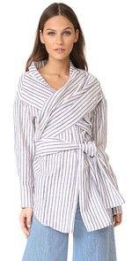 Two Ways to Wear Stripes | SHOPBOP