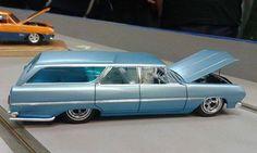 65 Chevelle wagon