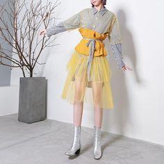 Mesh Tutu Dress**