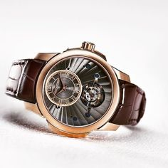 Ateliers deMonaco is a luxury watch manufacturer based in Geneva. Inspired by the people, scenery and creative heritage of Monaco.