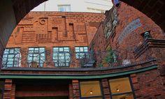 Paula-Becker-Modersohn-Haus  at Boettcherstrasse