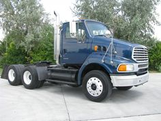 Sterling AT9513 Sterling Trucks, Rigs, Hoods, Usa, Vehicles, Cowls, Cooker Hoods, Food, Car