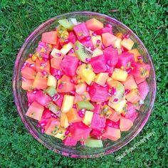 Healthy & colourfull food <3