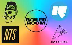 Cosa rappresenta il cerchio di Boiler Room o il teschio di Young Turks? Alcuni dei loghi delle realtà underground più interessanti di Londra spiegati