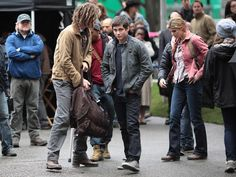 Sea of Monsters Films In Downtown Vancouver