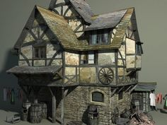 medieval stone architecture - Google Search