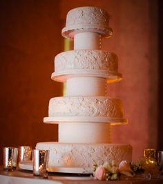 Miami Wedding - Wedding Cake