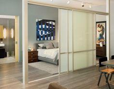 ikea wardrobe doors as room divider  … | pinteres…