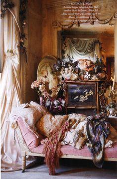 Interior♥.•:*´¨`*:•♥Virginia's home.