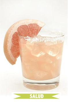 Grapefruit margaritaGRAPEFRUIT MARGARITA