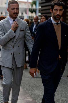 Best street style: Pitti Uomo SS19   British GQ