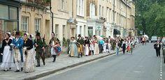 Jane Austen Festival Promenade, 2006