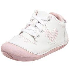 Stride Rite SRT SM Duckling Oxford (Infant/Toddler),White/Pink,5.5 M US Toddler Stride Rite. $31.99