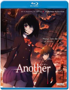 TheGamingWarehouse.com - Another: Complete Collection Blu-ray @ www.thegamingwarehouse.com/another-complete-collection-blu-ray/