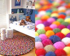 Alfombras Sukhi, ideales para cuartos infantiles #blogdecoracion #blogmodainfantil #alfombras
