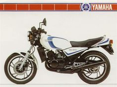 RD 350LC, 1980