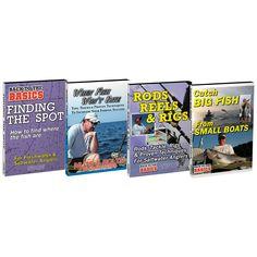 Bennett DVD - Fishing Tactics DVD Set - https://www.boatpartsforless.com/shop/bennett-dvd-fishing-tactics-dvd-set/