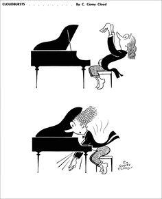 C. Carey Cloud - Cloudbursts - Piano