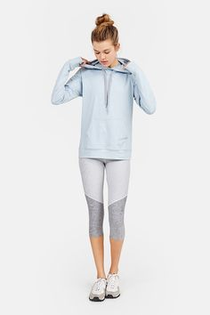 Outdoor Voices - Hoodie - Fitness & Workout Fashion
