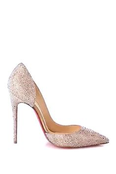 Crystal Louboutin Pumps