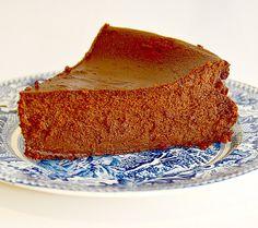 rich truffle mud cake by menù turistico, via Flickr