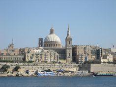 ユーラシア旅行社で行く、マルタ島ツアーでは、騎士団が築いたヴァレッタもしっかり見学