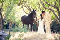 Nestldown Danielle Gillett Photography rustic elegance coral and mint horse wedding www.gillettphoto.com cowboy wedding