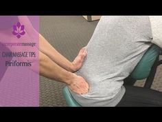 Chair Massage Techniques for Piriformis Do your clients have hip or low back pain? Try releasing piriformis to get rid of the problem. In this instructional video, Ryan shows some massage techniques for working piriformis in a chair massage session.