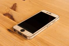 Teak iPhone 6 / iPhone 6S Wrap  Real Wood iPhone 6 by StudioeQ