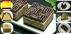 Food Cakes, Homemade Cakes, Tiramisu, Cake Recipes, Ethnic Recipes, Kitchen, Desserts, Banana, Romanian Recipes