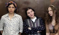 Moscow court hears closing arguments in feminist band's trial for performing 'punk prayer' against Vladimir Putin in cathedral Activist Art, Hat Tip, Political Culture, Peaceful Protest, Russian Orthodox, Women In History, Punk, Change The World, Trials