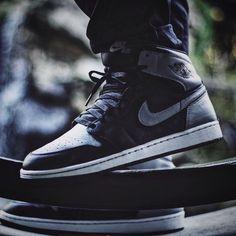Nike Air Jordan I Retro Shadow Grey (by portugueseshots)