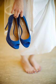Kristo Paulina's Wedding Shoes