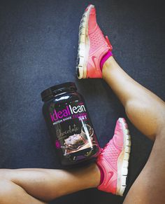 IdealLean protein is the only protein shake made just for women. It has 20g of Whey Protein Isolate and none of the extra sugar and carbs most protein shakes have, so you can build LEAN muscle without gaining weight or feeling bulky.