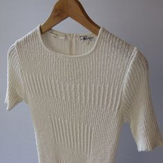 1950s Vintage Saks Fifth Avenue Italian Knit Top by cocovintages, $34.00