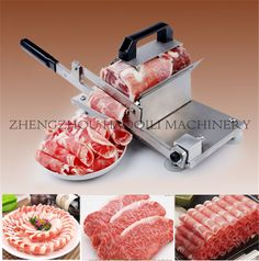 الفولاذ المقاوم للصدأ دليل اللحوم المجمدة آلة   آلة تقطيع الخضار القطاعة   مقبض   فات آلة الضأن(China (Mainland))