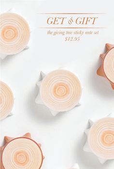 get or gift: tree sticky notes (1)
