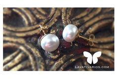 By  @lavativarios  Las perlas son un accesorio clásico que nunca pasa de #Moda #uniquejewellery Zarcillos DISPONIBLES via  Info@lavativarios.com Web: LAVATIVARIOS.COM   DIRECTORIO MMODA  #Tendencias con sello Venezolano  #DirectorioMModa #MModaVenezuela #DiseñoVenezolano #Venezuela #instafashion #yousodiseñovenezolano #moda #fashion #jewelry #handmade #earrings #beautiful #shopping #hechoenvenezuela