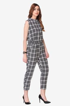 #VYOMINI - #FashionForTheBeautifulIndianGirl #MakeInIndia #OnlineShopping #Discounts #Women #Style #WesternWear #Jumpsuit #OOTD  Only Rs 1098/, get Rs 290/ #CashBack,  ☎+91-9810188757 / +91-9811438585