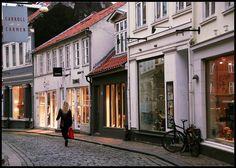 The Latin Quarter in Aarhus, Denmark Denmark Europe, Visit Denmark, Denmark Travel, Copenhagen Denmark, Aarhus, Travel Around The World, Around The Worlds, Places To Travel, Places To Go