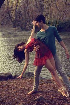 Идеи для фотосессии танцоров