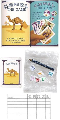 game package with cards and dice : A Smooth Deal