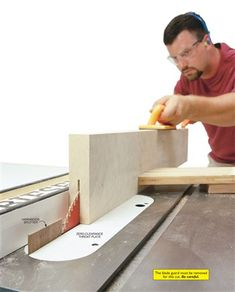 Q & A: How Can I Avoid Kickback When Resawing on a Tablesaw? - Popular Woodworking Magazine