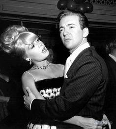 Sandra Dee & Bobby Darin by Globe Photos, Inc.