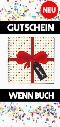 Geldgeschenk - so verschenkst du Geld und Gutscheine!   idaviduell  Mit diesem Gutschein Wenn Buch kannst du Geld und Gutscheine kreativ verpacken und verschenken!   #gutscheinheft #geldgeschenk #wennbuch Playing Cards, Calm, Artwork, Diy, Pun Gifts, Cash Gifts, Packaging, Work Of Art, Auguste Rodin Artwork